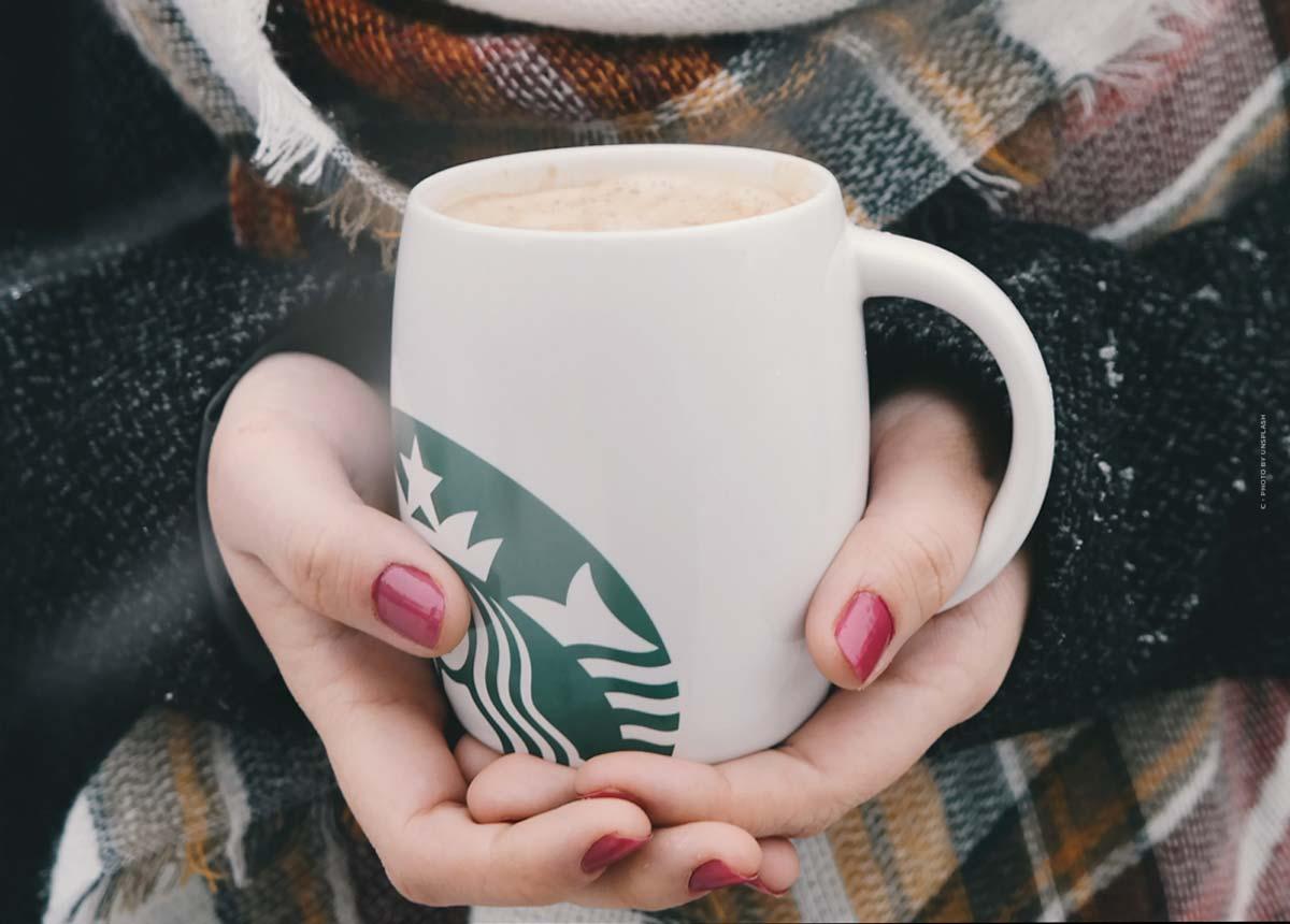 Starbucks fai da te: bevande calde perfette per la stagione fredda - ricette & ingredienti