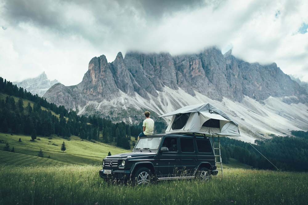 Produttore di tende da tetto: elenco, modelli e prezzi - Acquista tenda da tetto