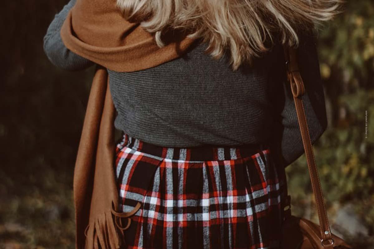 Look a strati: Rimanete al caldo per tutto l'inverno con la stratificazione - consigli e trucchi su tessuti, colori & co.