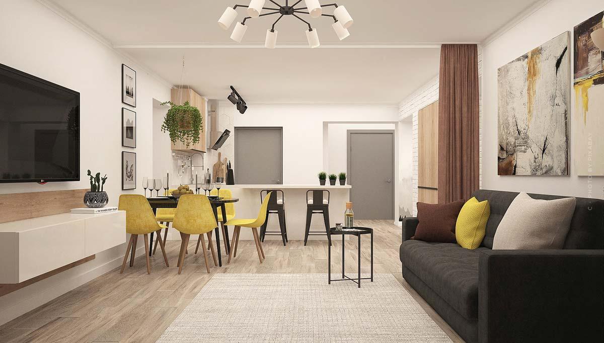 Appartamento: piccoli appartamenti di charme per single, studenti e anziani