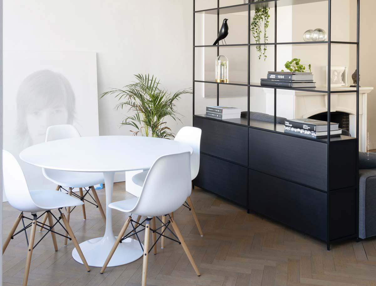 Vitra Living: Home Collection con mobili iconici come divani, poltrone o sedie