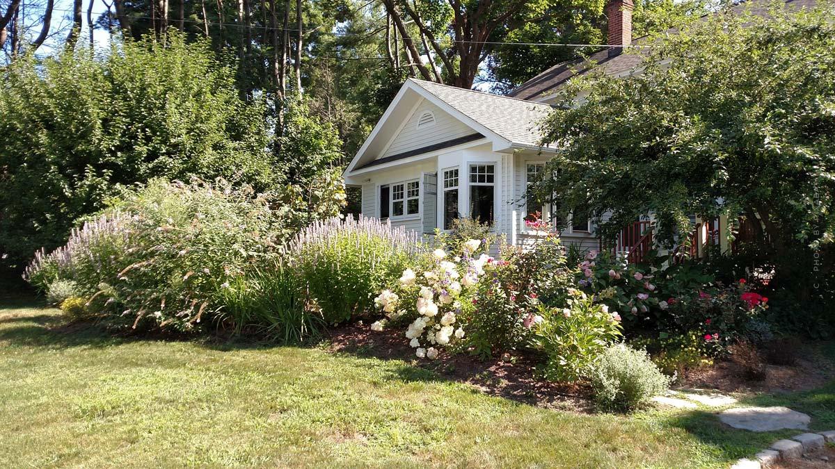 Creare un giardino: consigli per il design e la pianificazione con mobili resistenti alle intemperie, fiori, piscina e altro