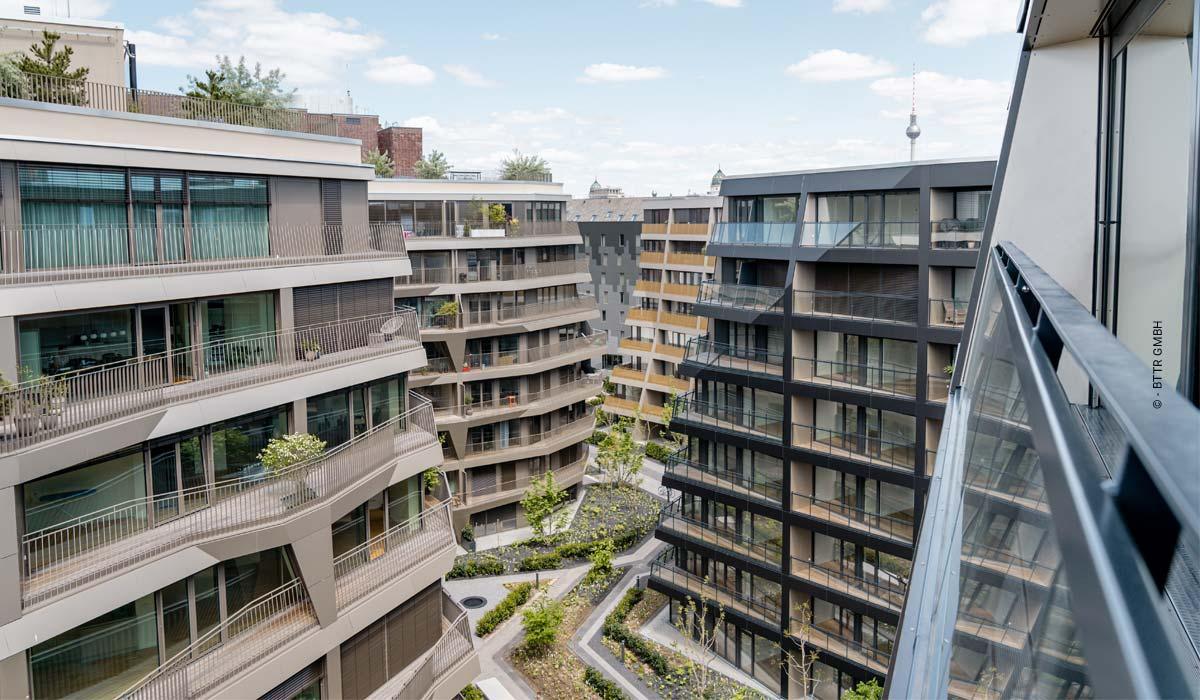 Immobiliare di punta a Berlino, residenziale, commerciale e lifestyle - intervista a Graft Architekten (2/3)