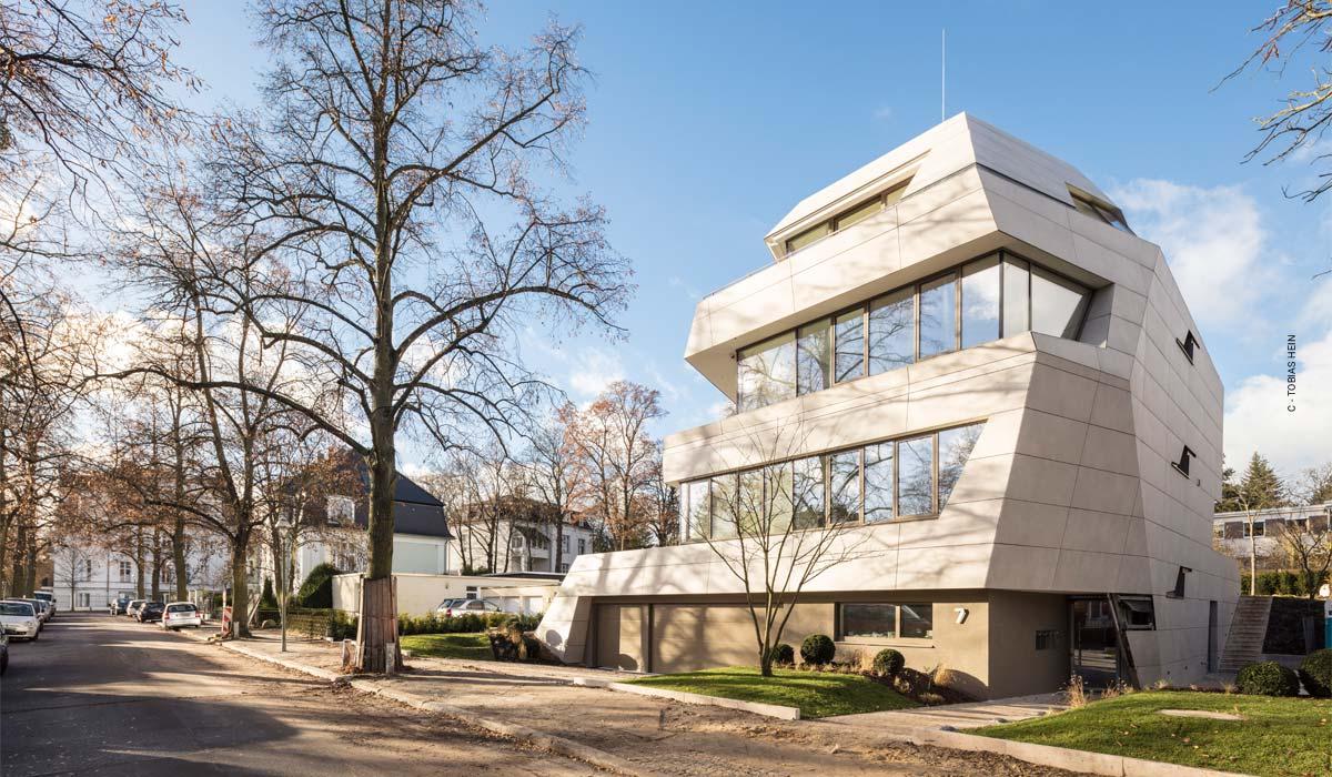 "Proprietà di lusso Berlino Grunewald, Charlottenburg-Wilmersdorf - ""Villa M"" di Graft Architekturbüro"