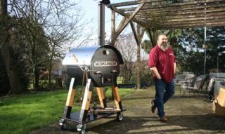 Merklinger Grill & Wooden Oven: carne, pizza, pane e Made in Germany – Un consiglio dal campione del mondo di grill!