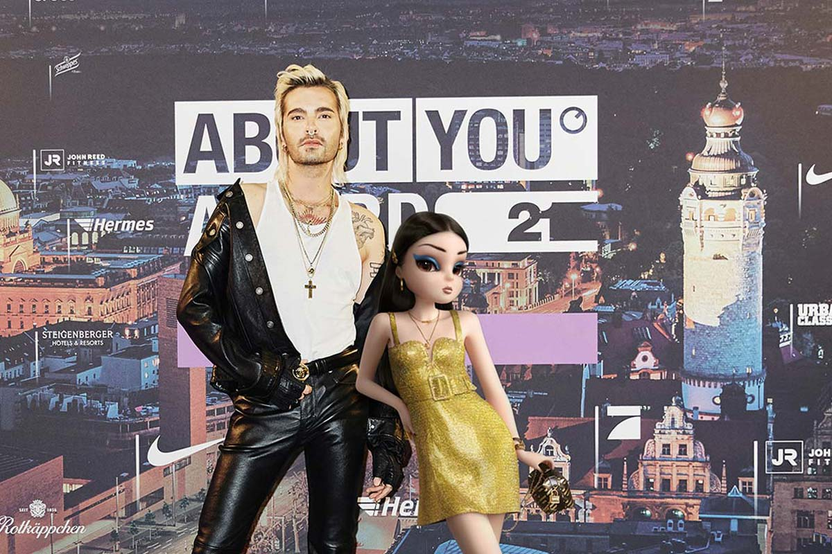 A proposito di Premi 2021: Bill Kaulitz, Mogli e Cro - Vincitori, abiti e stelle