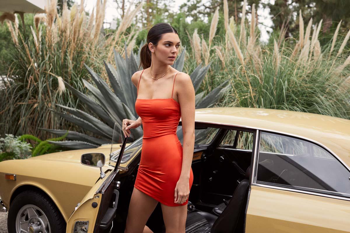 Kendall Jenner per ABOUT YOU: Collection, Design, Los Angeles - esclusiva solo 3 giorni!