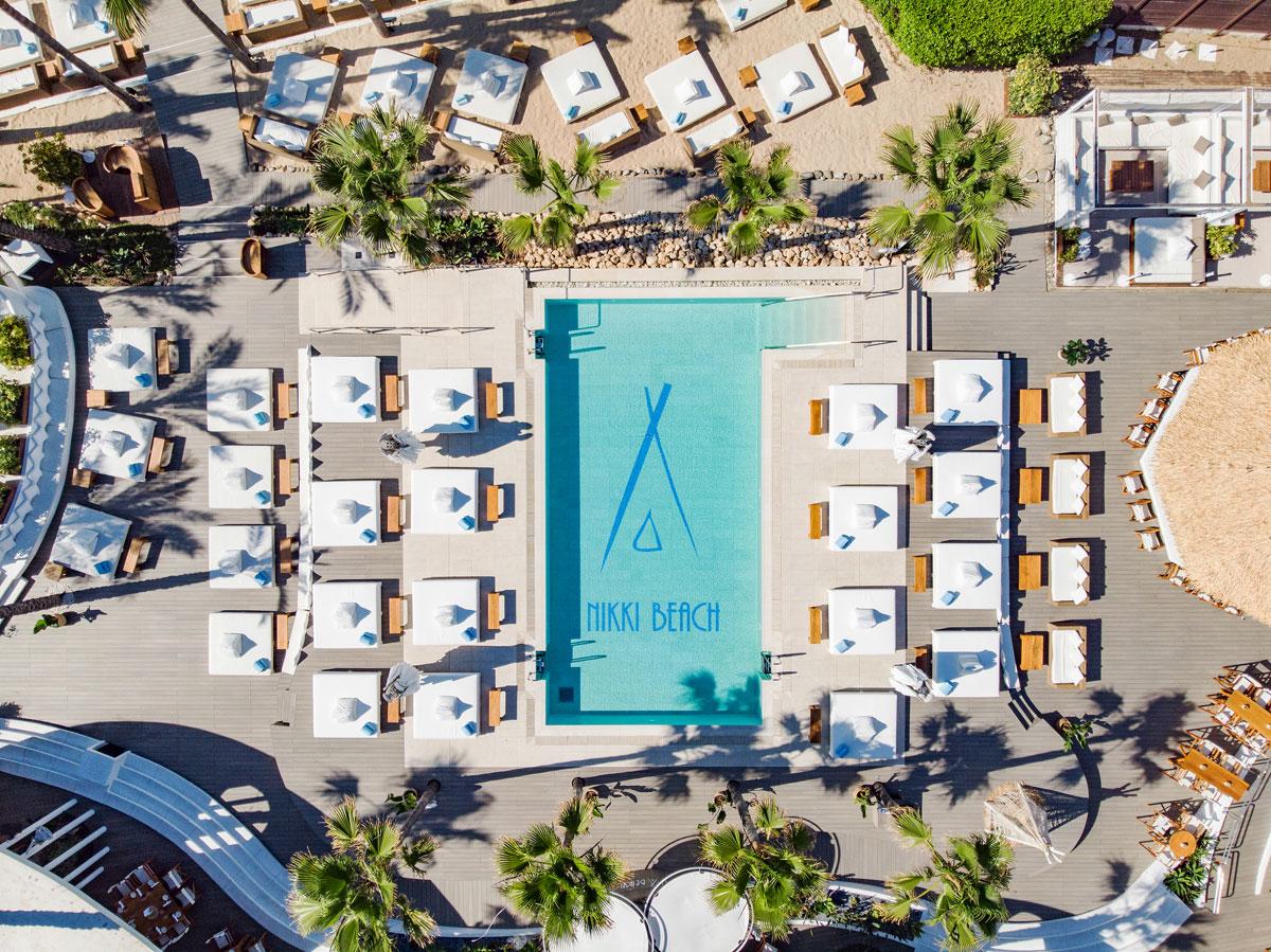 Nikki Beach Marbella: hotspot, ristorante e piscina check - il nostro consiglio!